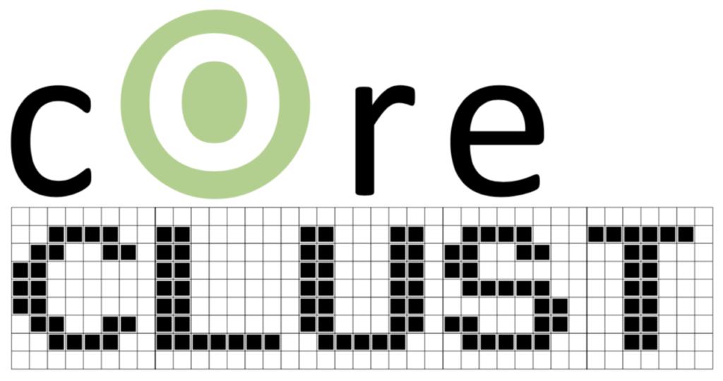 Logo for coreClust