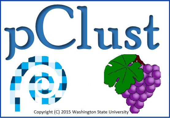 Logo for pClust